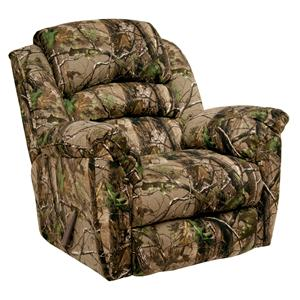 Catnapper Motion Chairs and Recliners High Roller Duck Dynasty Rocker Recliner