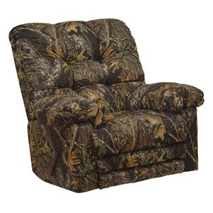 Catnapper Motion Chairs and Recliners Magnum Duck Dynasty Rocker Recliner