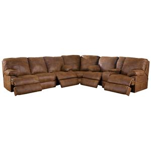 Catnapper Ranger Sectional