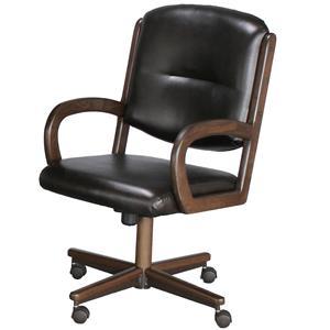 Chromcraft Custom Casual Dining Customizable Casual Dining Chair