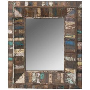 Coast to Coast Imports Jadu Accents Wall Mirror