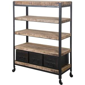 Coast to Coast Imports Jadu Accents Bookcase