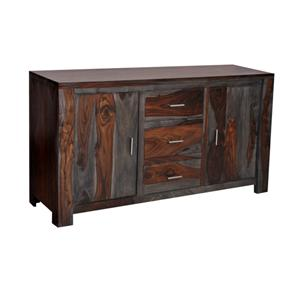 Coast to Coast Imports Jadu Accents 3 Drawer 2 Door Sideboard