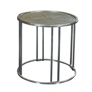 Coast to Coast Imports Jadu Accents Compass Rose End Table
