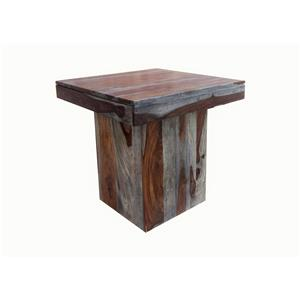 Coast to Coast Imports Jadu Accents End Table