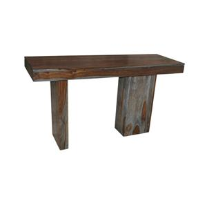 Coast to Coast Imports Jadu Accents Console Table