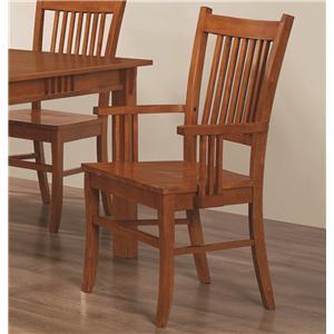 Coaster Marbrisa Arm Chair