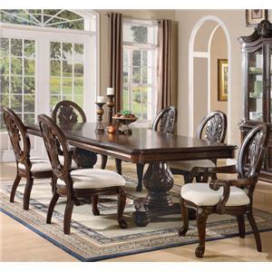 Coaster Tabitha 7 Piece Dining Set