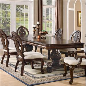 Coaster Tabitha Rectangular Dining Table