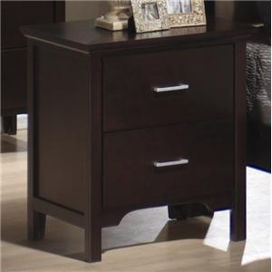 Coaster Kendra Nightstand