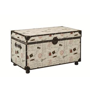 Coaster Accent Cabinets Storage Trunk