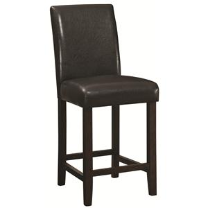 Coaster Accent Seating Counter Height Stool