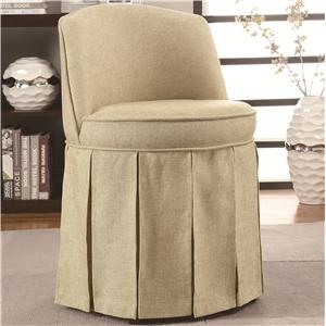 Coaster Accent Seating Vanity Stool