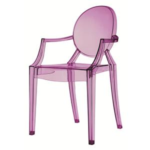 Coaster Accent Seating Sturdy Polycarbonate Ghost Chair