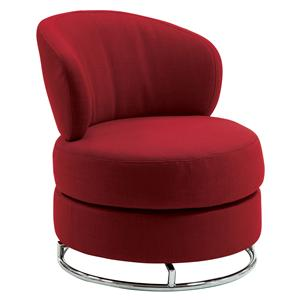 Coaster Accent Seating Accent Chair (Red)