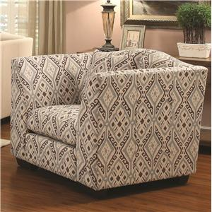 Coaster Accent Seating Upholstered Chair