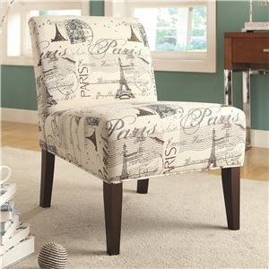 Coaster Accent Seating Accent Seating Chair
