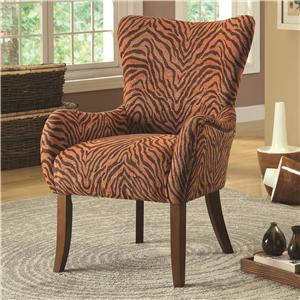 Coaster Accent Seating Casual Accent Chair