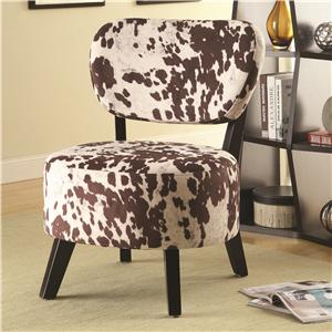 Coaster Accent Seating Simple Accent Chair