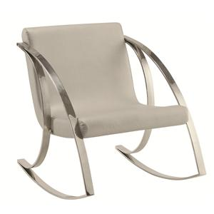 Coaster Accent Seating Rocking Accent Chair