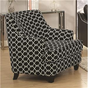 Coaster Accent Seating Layton Accent Chair
