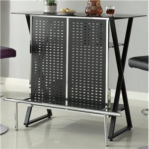 Coaster Bar Units and Bar Tables Bar Table