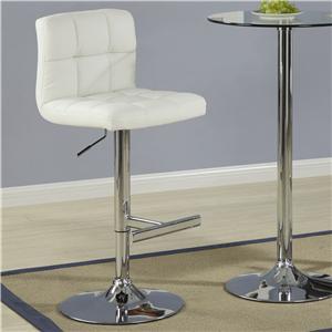 Coaster Bar Units and Bar Tables Stool (Cream)