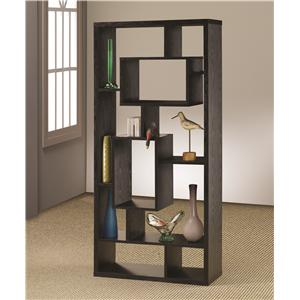 Coaster Bookcases Display Cabinet