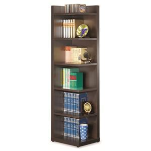 Coaster Bookcases Corner Bookcase