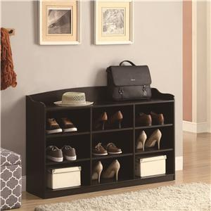 Coaster Bookcases Storage Cube Rack