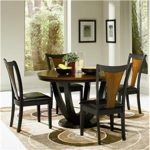 Coaster Boyer 5 Piece Table and Chair Set