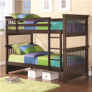 Coaster Bunks Twin Bunk