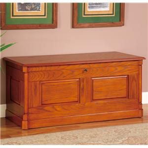 Coaster Cedar Chests Cedar Chest