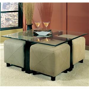Coaster Cermak Coffee Table