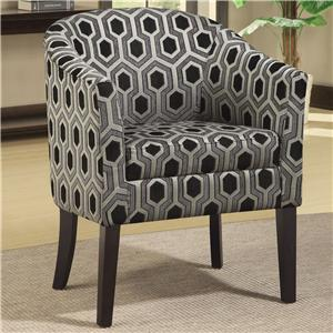 Coaster Charlotte Accent Chair