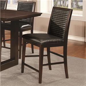 Coaster Chester Counter Height Chair