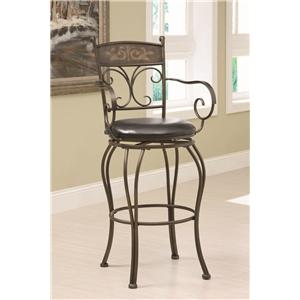 "Coaster Dining Chairs and Bar Stools 29"" Barstool"