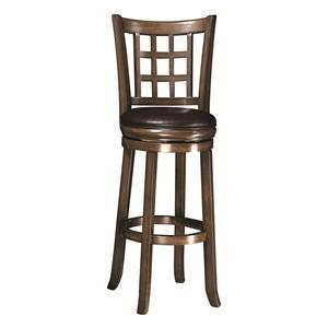 "Coaster Dining Chairs and Bar Stools 29""H Bar Stool"