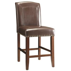 Coaster Dining Chairs and Bar Stools Upholstered Bar Stool