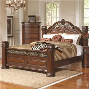 Coaster DuBarry Queen Bed