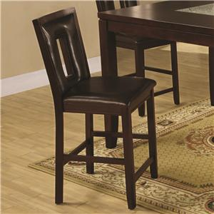 Coaster Ervin Counter Height Stool