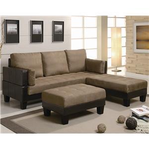 Coaster Ellesmere Sofa Bed Group