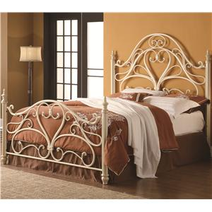 Coaster Iron Beds and Headboards Queen Iron Bed