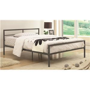 Coaster Iron Beds and Headboards Twin Fisher Bed