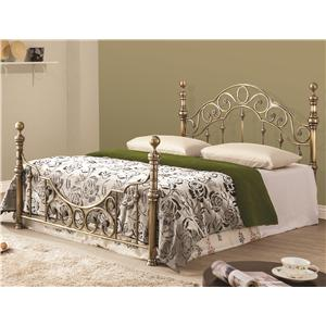Coaster Iron Beds and Headboards Camille Metal Bed