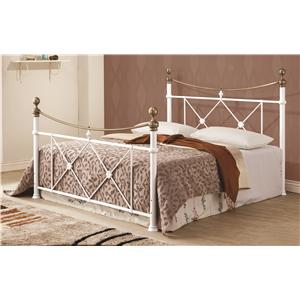 Coaster Iron Beds and Headboards Lucille Metal Bed