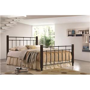 Coaster Iron Beds and Headboards Full Preston Bed