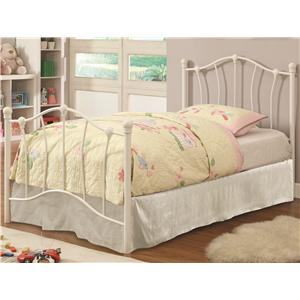 Coaster Iron Beds and Headboards Fiona Youth Bed