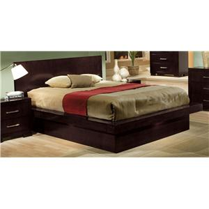 Coaster Jessica Queen Bed