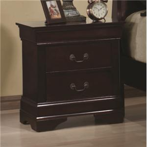 Coaster Louis Philippe Night Stand